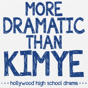 Hollywood High School Drama - Men's Premium Tank