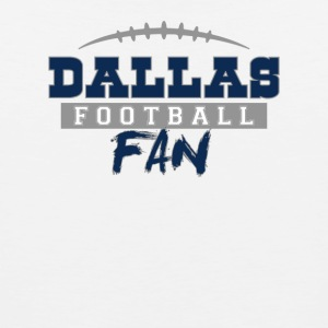 Dallas Football Fan - Men's Premium Tank