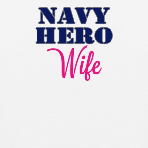 Navy Wife - Men's Premium Tank