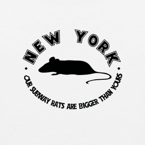 New York Our Subway Rats Are Bigger Than Yours - Men's Premium Tank
