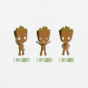 i am groot? - Men's Premium Tank