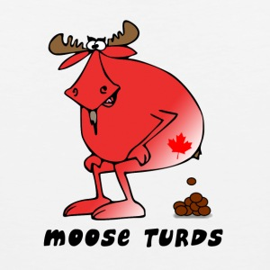 Moose Turds - Men's Premium Tank