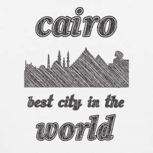 Cairo Best city in the world - Men's Premium Tank