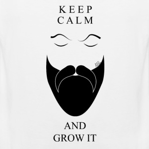 Keep Calm And Grow It - Men's Premium Tank