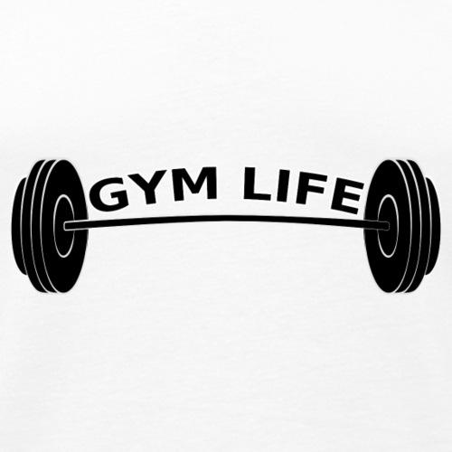 Gym life - Men's Premium Tank