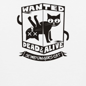 wanted dead and alieve - Men's Premium Tank