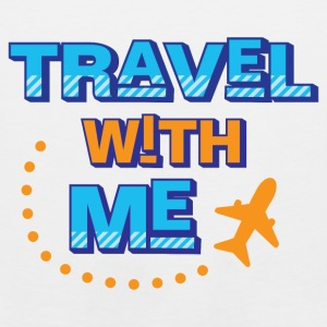 Travel with me - Men's Premium Tank