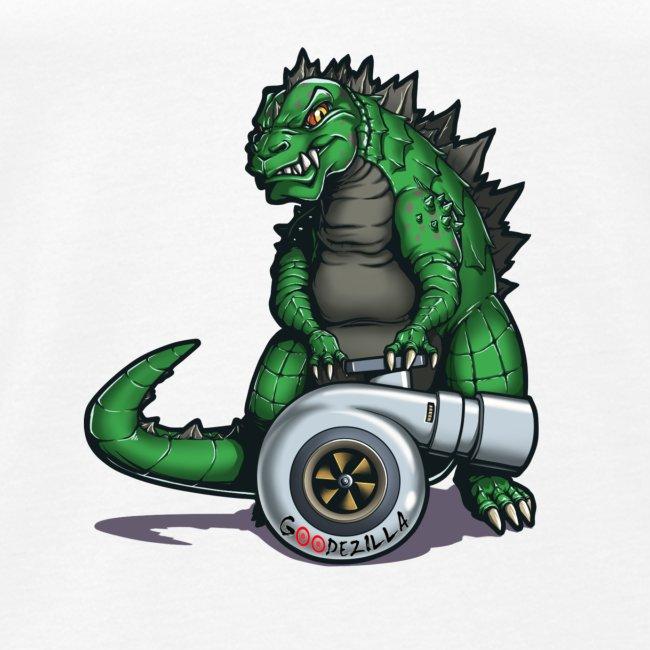 Godzilla Turbo Green