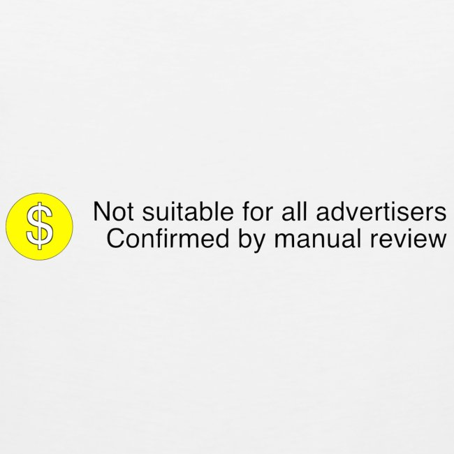 Not $uitable For All Advertisers