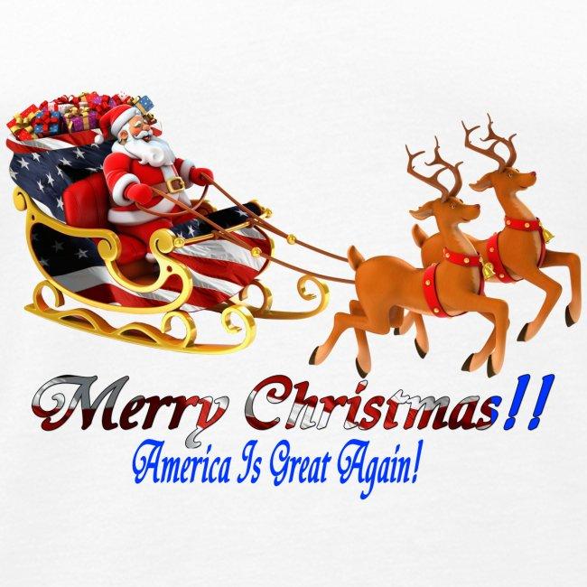 Merry Christmas-America