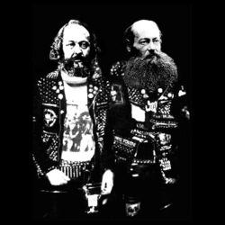 Punks Bakunin & Kropotkin