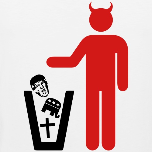 American Satanist - Men's Premium Tank
