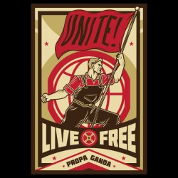 Unite! Live free
