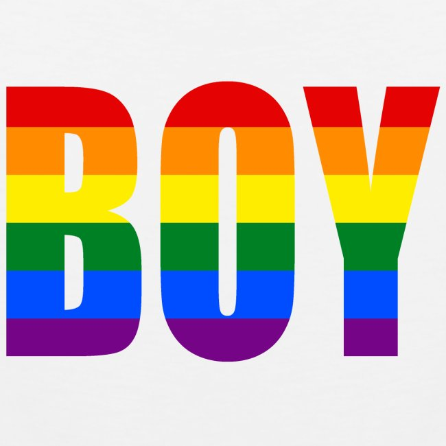 BOY PRIDE - No.001