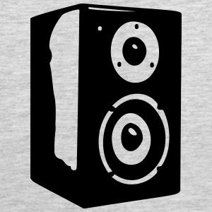 Speaker Vector - Men's Premium Tank