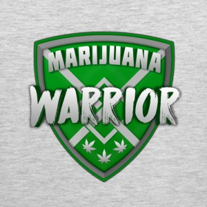 marijuanawarrior - Men's Premium Tank
