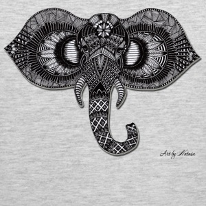 Elephant by Natasa - Men's Premium Tank