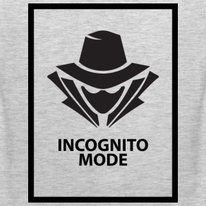 Incognito Mode (Black) - Men's Premium Tank