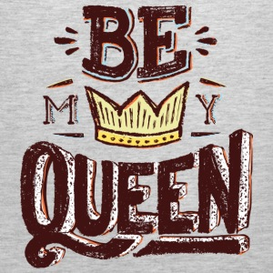 My queen tshirt - Men's Premium Tank