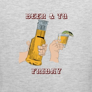Beer & TQ Friday - Men's Premium Tank