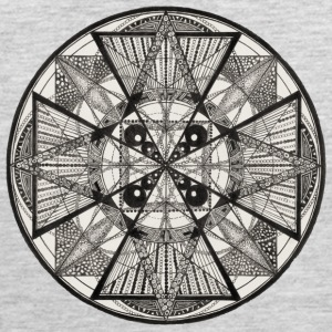 Mandala The Power of potency - Men's Premium Tank