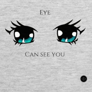 Eye! Can See You - Men's Premium Tank