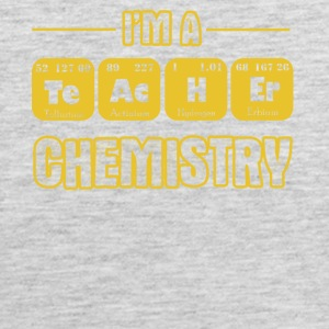 Chemistry Teacher Tee Shirt - Men's Premium Tank