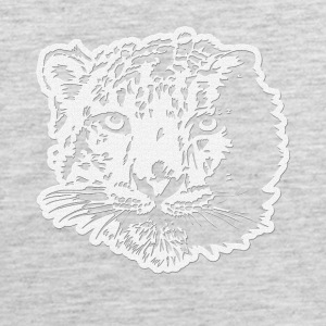 Snow Leopard Shirt - Men's Premium Tank