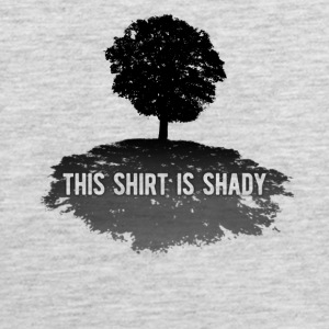 This Shirt Is Shady - Men's Premium Tank