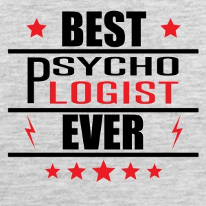 Best Psychologist Ever - Men's Premium Tank