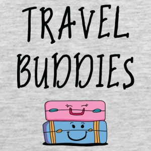 Travel Buddies - Men's Premium Tank