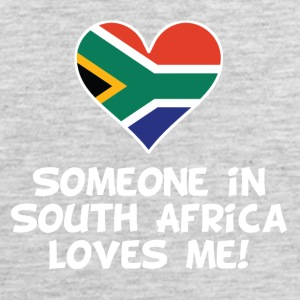 Someone In South Africa Loves Me - Men's Premium Tank