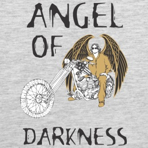 ANGEL OF DARKNESS - Men's Premium Tank