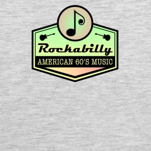 American Rockabilly 60' Music - Men's Premium Tank