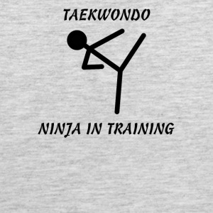 Taekwondo Ninja in Training - Men's Premium Tank