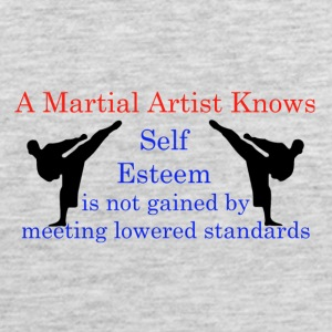 A Martial Arts Knows #1 - Kicks - Men's Premium Tank