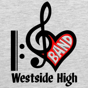 Westside High - Men's Premium Tank
