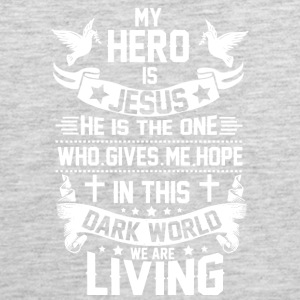 ***JESUS IS MY HERO*** - Men's Premium Tank