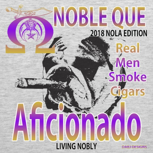 Noble Que AFICIONADO NOLA Eddition 2018 - Men's Premium Tank