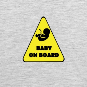 BABY_ON_BOARD - Men's Premium Tank