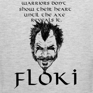 Vikings - Floki - Men's Premium Tank