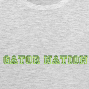 Gator Nation - Plus Size Fit - Men's Premium Tank