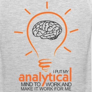 ANALYTICAL MIND - Men's Premium Tank