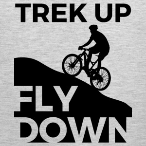 Trek Up Fly Down - Men's Premium Tank