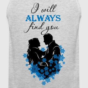 Snow White and Prince Charming OUAT T-Shirt - Men's Premium Tank