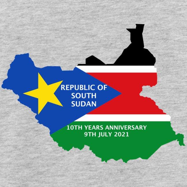 south sudan 10th years anniversary
