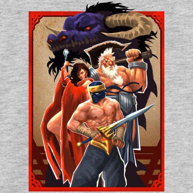 Enter the Dragon (THAMRO)