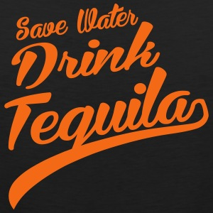 Save Water Drink Tequila - Men's Premium Tank