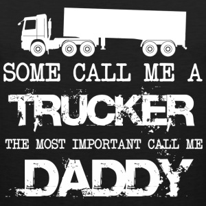 TRUCKER DADDY - Men's Premium Tank