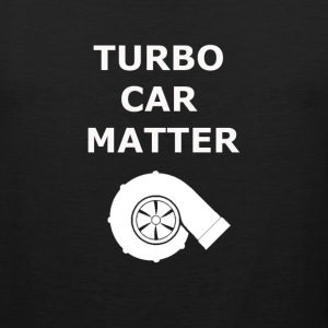 turbo car matter - Men's Premium Tank